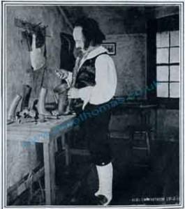 Adolphe Sax atelier