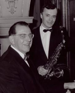 André Lamproye et Jean-Pierre Rorive